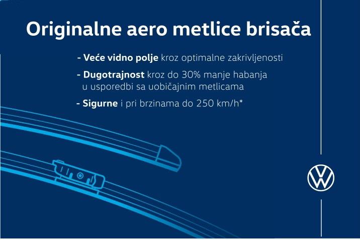 Aero metlice