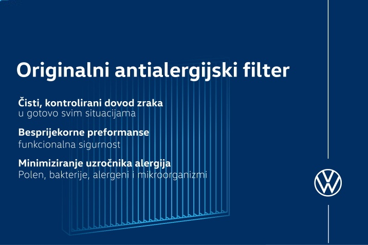 Antialergijski filter